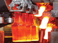 Container Glass Hot End Lubrication